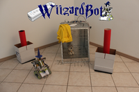 Image of the project WiizardBot